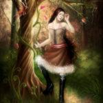 Alessia, la Fatina solitaria
