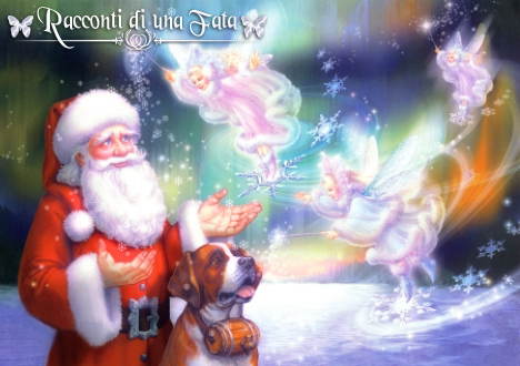 Babbo Natale e le Fate