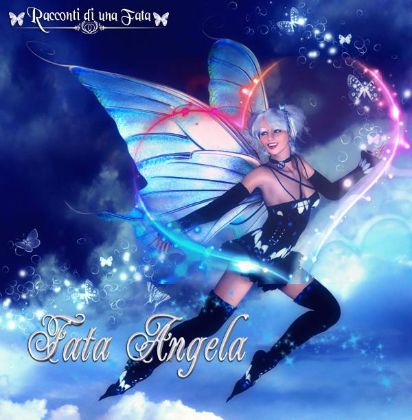 Angela, la Fata amica della Speranza