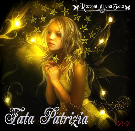Patrizia, la Fatina di un altro mondo