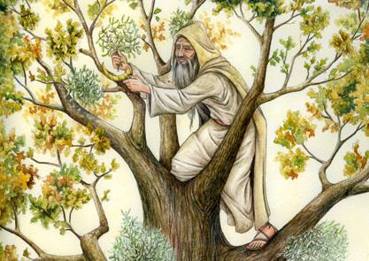 Risultati immagini per quercia celtica antica